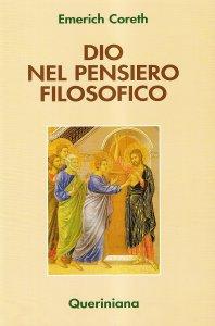 Copertina di 'Dio nel pensiero filosofico'
