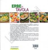 Immagine di 'Erbe in tavola. Spontanee, selvatiche, aromatiche. Ricette, curiosità, approfondimenti'