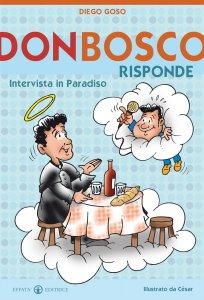 Copertina di 'Don Bosco risponde'
