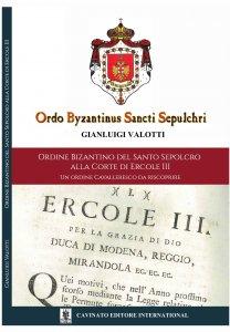 Copertina di 'Ordo Byzantinus Sancti Sepulchri'