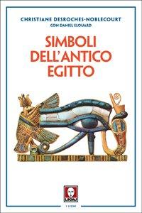 Copertina di 'Simboli dell'antico Egitto.'