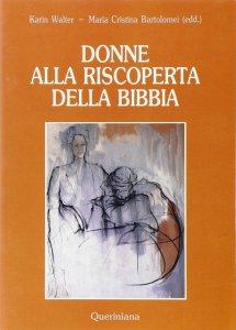Copertina di 'Donne alla riscoperta della Bibbia'