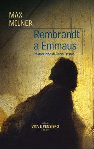 Copertina di 'Rembrandt a Emmaus'