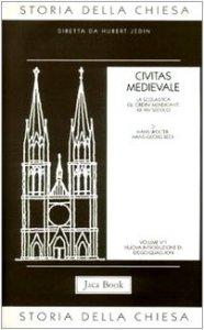 Copertina di 'Storia della Chiesa [vol_5.1] / Civitas medievale (XII-XIV secolo)'