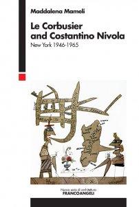 Copertina di 'Le Corbusier and Costantino Nivola'