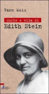 Copertina di 'Morte e vita di Edith Stein'