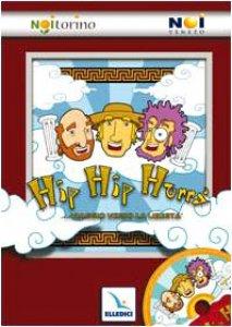 Copertina di 'Hip hip hurrà... Viaggio verso la libertà. Con CD-ROM'