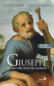 Copertina di 'Giuseppe uomo dei nostri giorni'