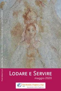 Copertina di 'Lodare e servire. Maggio 2020'