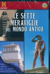 Copertina di 'Le sette meraviglie del Mondo Antico'