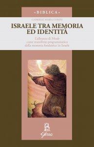 Copertina di 'Israele come memoria e identità'