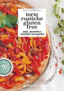 Copertina di 'Torte rustiche gluten free'