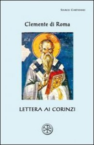 Copertina di 'Lettera ai Corinzi'