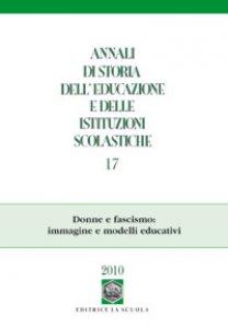 Copertina di 'Annali di storia dell'educazione e delle istituzioni scolastiche (2010)'