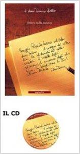 Copertina di 'Mistica arte. Lettere sulla politica. Con CD Audio'