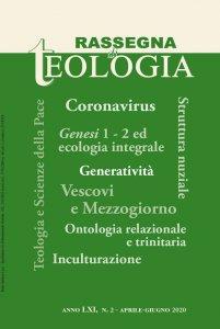 Copertina di 'Rassegna di Teologia n. 2/2020'