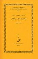 Caccia di Diana - Boccaccio Giovanni