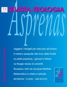 Copertina di 'Asprenas n. 3-4/2018'