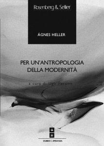 Copertina di 'Per un'antropologia della modernità'