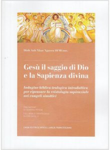 Copertina di 'Gesù il saggio di Dio e la sapienza divina'