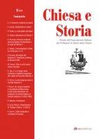 Chiesa e Storia 3.2013. Rivista dell'Associazione Italiana dei Professori di Storia della Chiesa