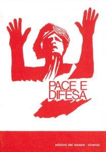 Copertina di 'Pace e difesa'