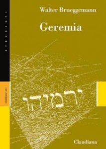 Copertina di 'Geremia'