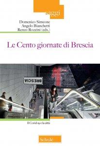Copertina di 'Le cento giornate di Brescia'