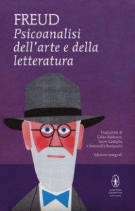 Copertina di 'Psicoanalisi dell'arte e della letteratura. Ediz. integrale'