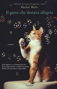 Copertina di 'Il gatto che donava allegria'