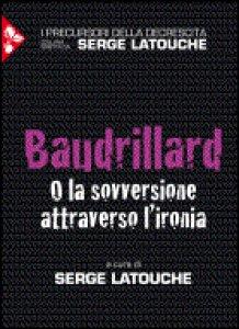 Copertina di 'Baudrillard'