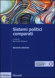 Copertina di 'Sistemi politici comparati'