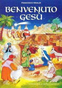 Copertina di 'Benvenuto Gesù'