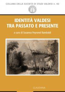 Copertina di 'Identità valdesi tra passato e presente'