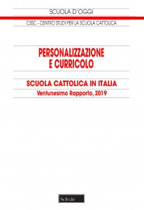 Copertina di 'Personalizzazione e curricolo'