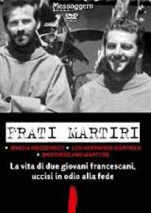 Copertina di 'Frati martiri dvd'