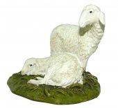 Immagine di 'Gruppo di pecore Linea Martino Landi - presepe da 12 cm'