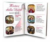 Immagine di 'Libretto con Rosario Divina Misericordia - Italiano'