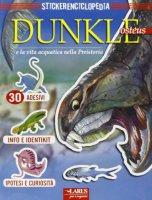 Dunkleosteus. Con adesivi