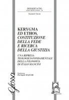 Kerygma ed ethos, costituzione della fede e ricerca della giustizia - Emanuele Tizzoni