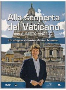 Copertina di 'Alla scoperta del Vaticano con Alberto Angela (3 DVD)'