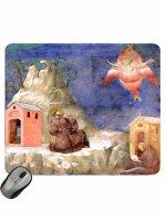 """Mousepad """"Le stigmate"""" - Giotto"""