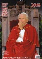 Calendario Santo Giovanni Paolo II 2018