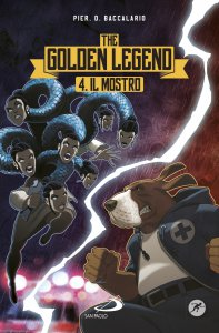 Copertina di 'The Golden legend'