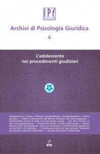 Copertina di 'Archivi di psicologia giuridica'