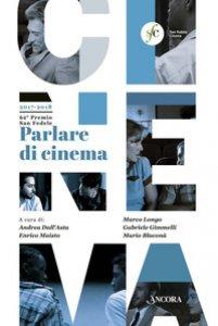 Copertina di 'Parlare di cinema 2017-2018'