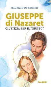 Copertina di 'Giuseppe di Nazaret. Giustizia per il «giusto»'