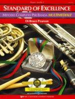 Standard of excellence. Metodo completo per banda multimediale. Flauto. Livello 1. Con 2 CD-Audio - Pearson Bruce