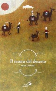 Copertina di 'Il tesoro del deserto'