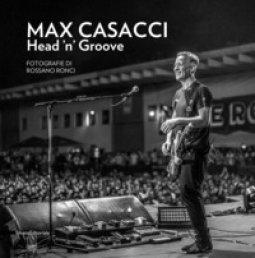 Copertina di 'Max Casacci Head 'n' Groove'